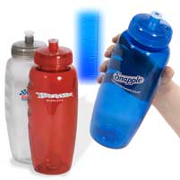 Eco Clear Grip Bottle