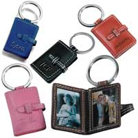 Eco-Friendly Photo Key Rings