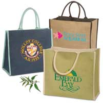 Eco Jute Shopper