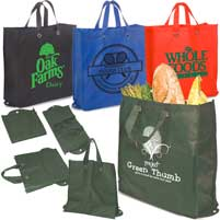 Green-Eco Resuable Shopping Bag