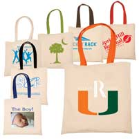 Orangic Natural Cotton Tote Bag