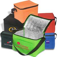 Recycled Insulated Lunch Bags