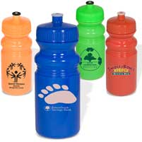 Recycled Small Water Bottles