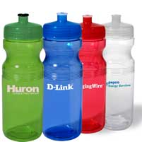 Reusable Plastic Sports Bottle, Reusable Plastic Water Bottles